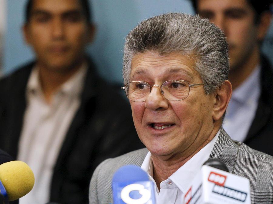 presidente electo parlamento venezuela