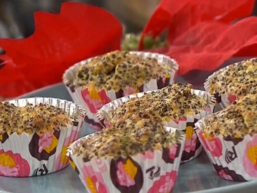 pastelitos de quinoa