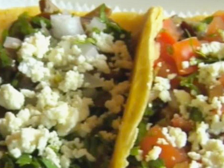 dieta del taco vegetariano