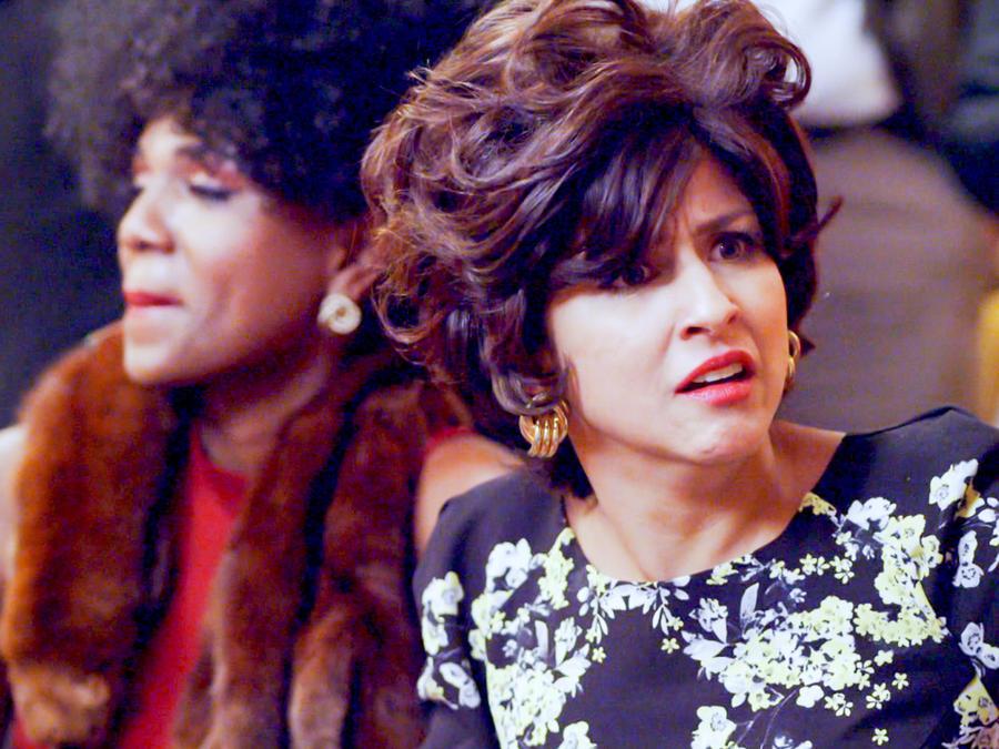 Aida Bossa en Celia