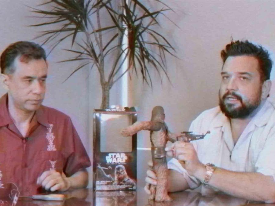 Fred Armisen y Horatio Sanz