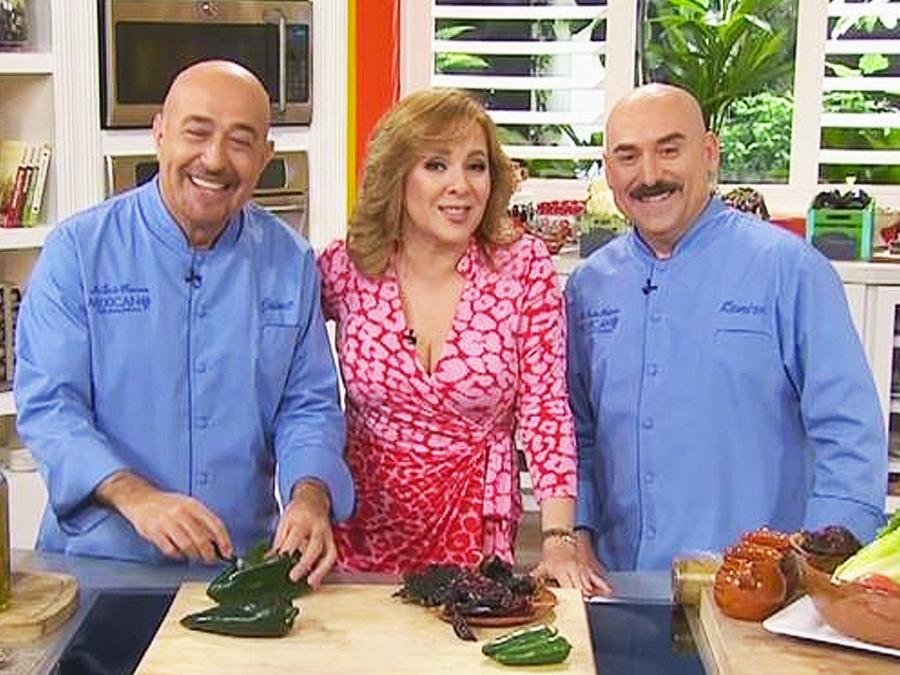 tip cocina chiles perfectos