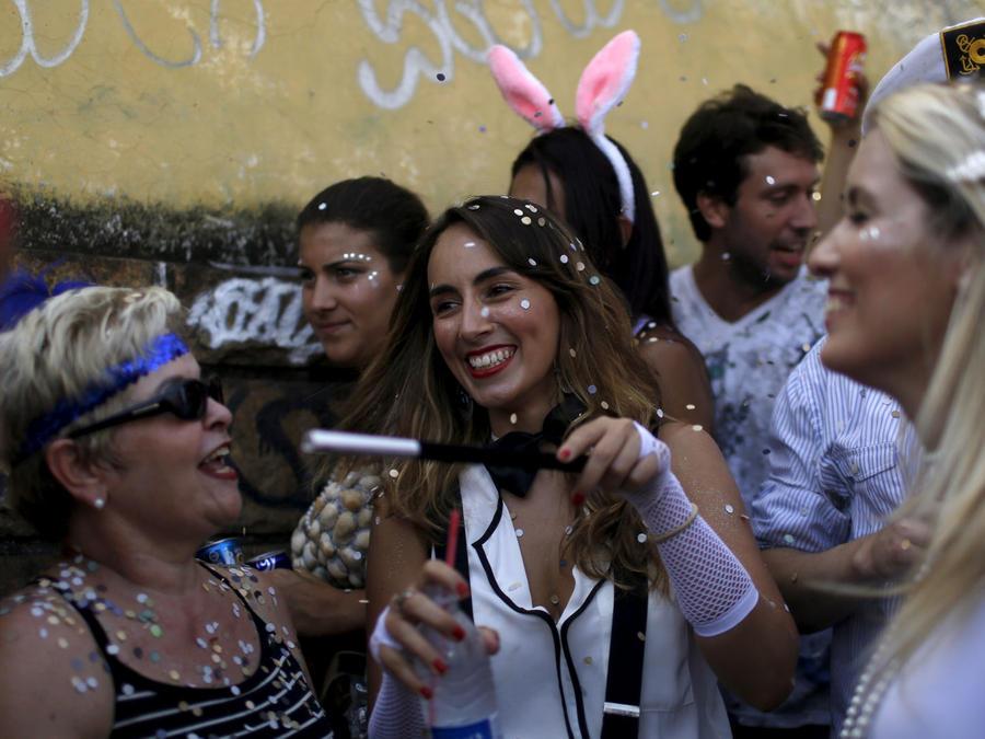 carnaval de brasil