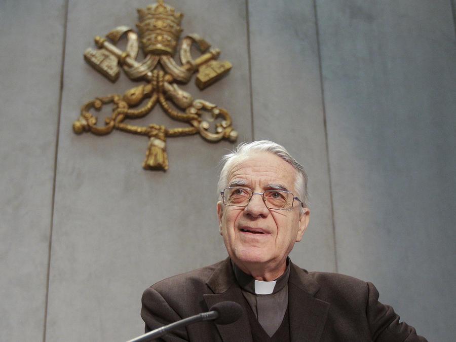 vocero del vaticano