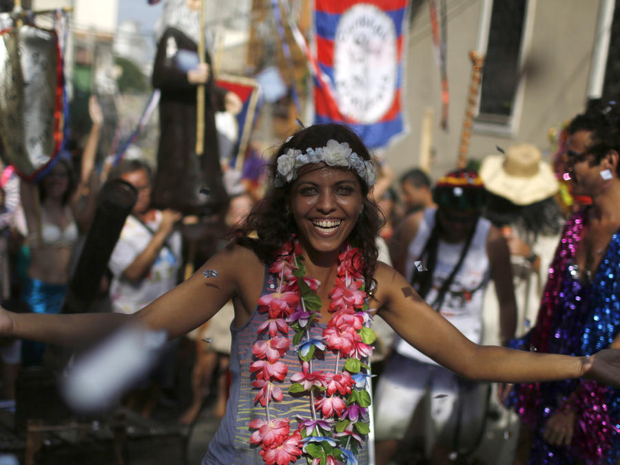 zika carnaval brasil