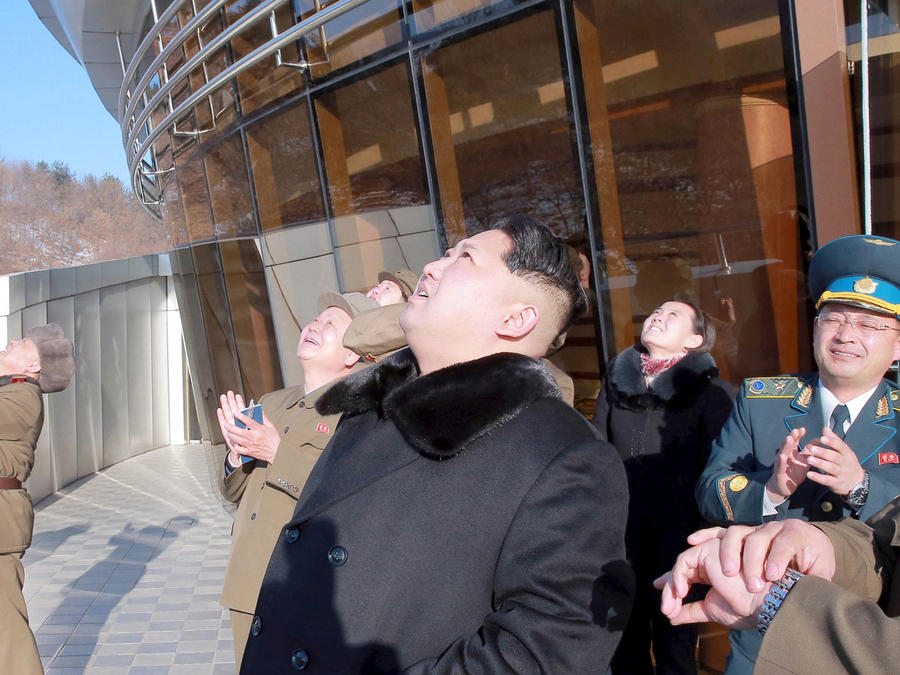 corea norte lanza cohete
