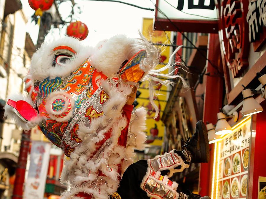 año chino en chinatown