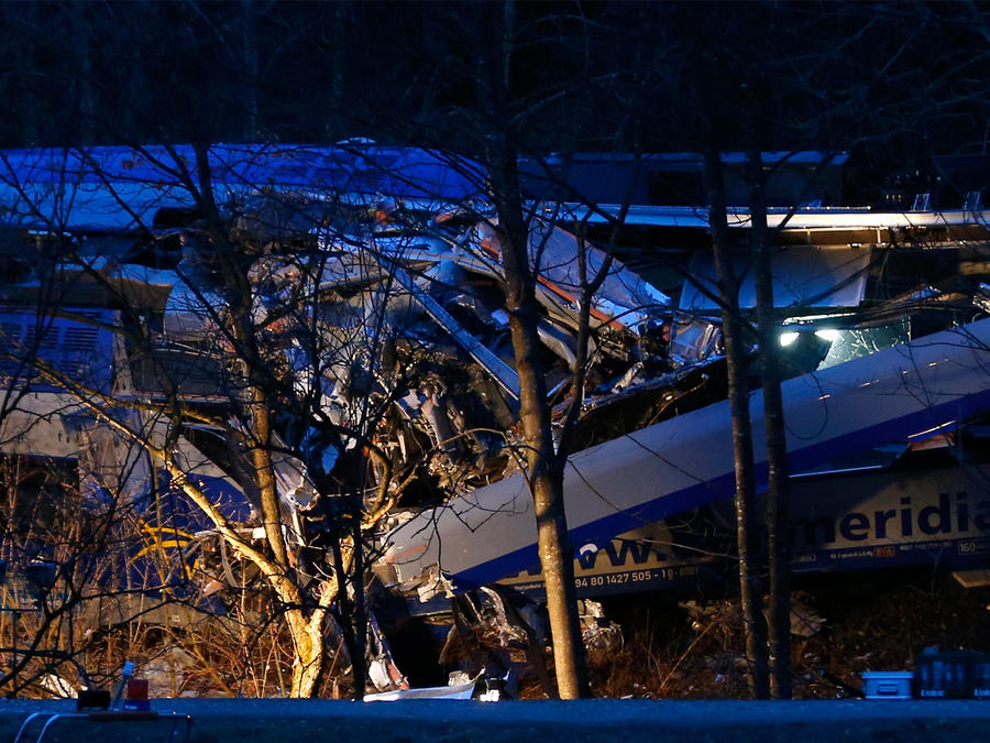 choque trenes alemania