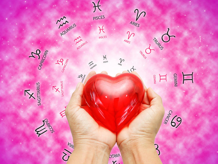 love zodiac sign