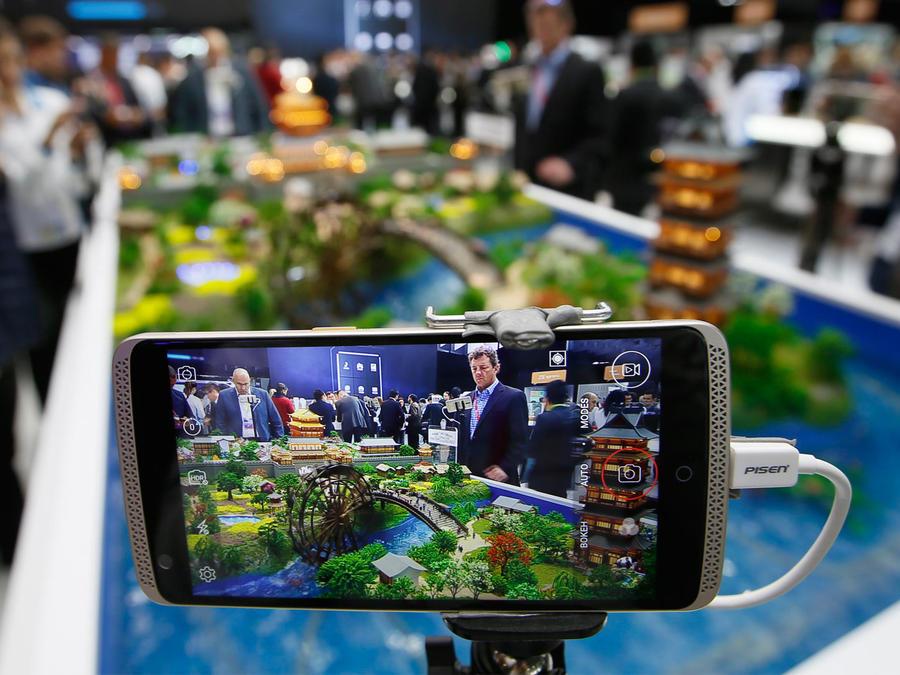 Congreso Mundial de tecnologia barcelona