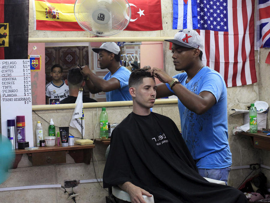 barbero cubano