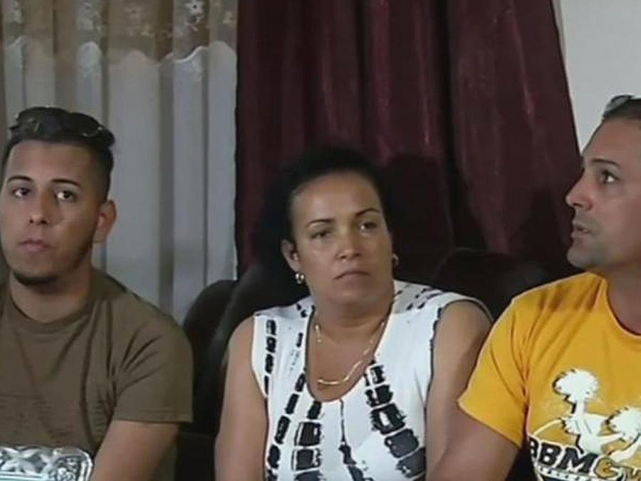 ¡Violento ataque a tiros contra balseros cubanos!