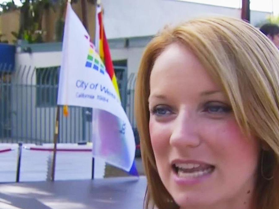 alcaldesa de california