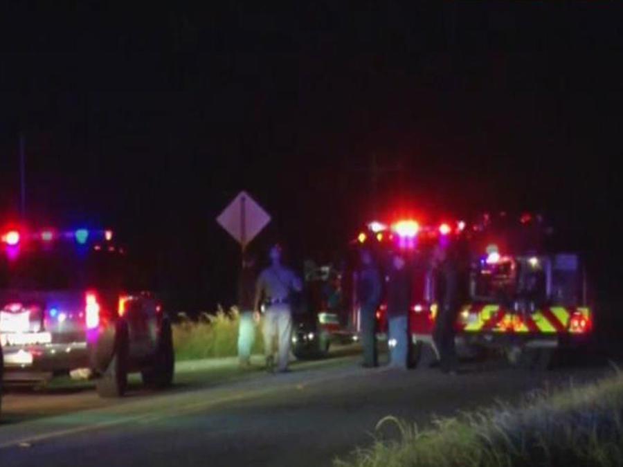 Las policía encuentra una bomba en un puente de Texas