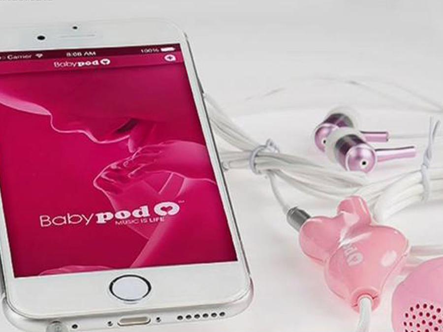 Una nueva aplicación para embarazadas sorprende al mundo