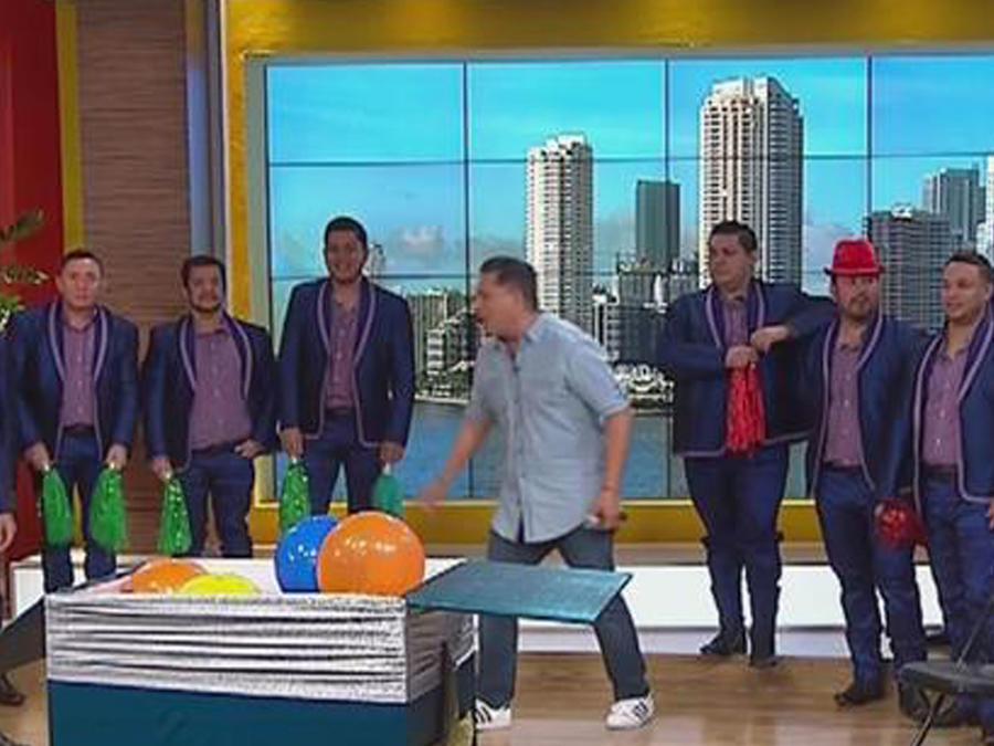 La Original Banda el Limón se anima a jugar con nosotros