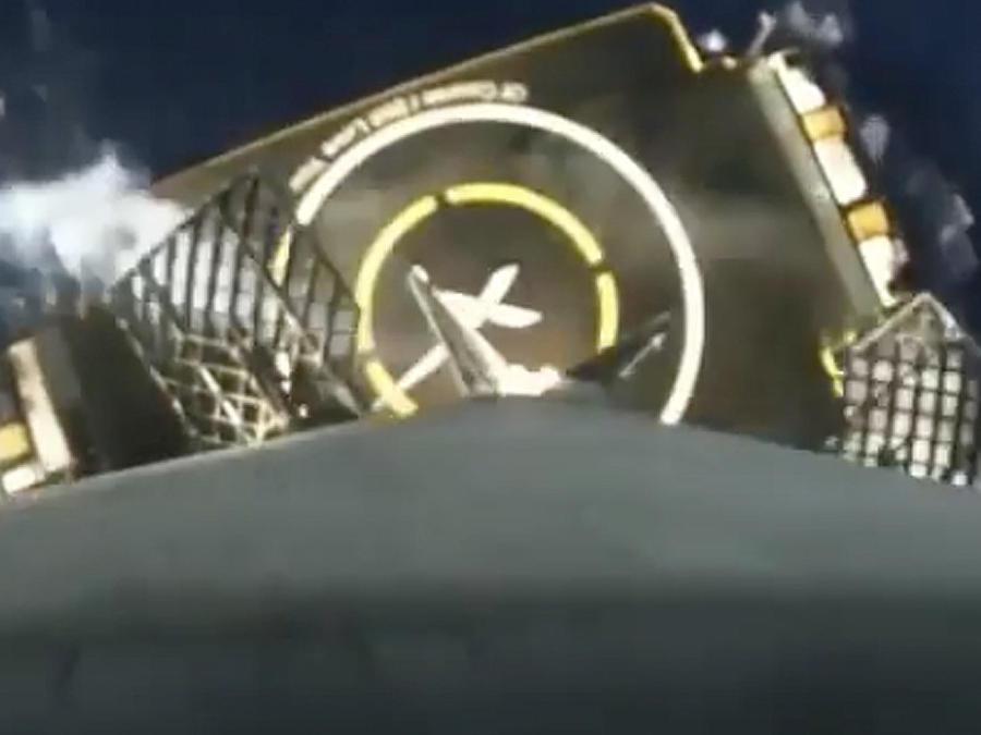 cohete de space x