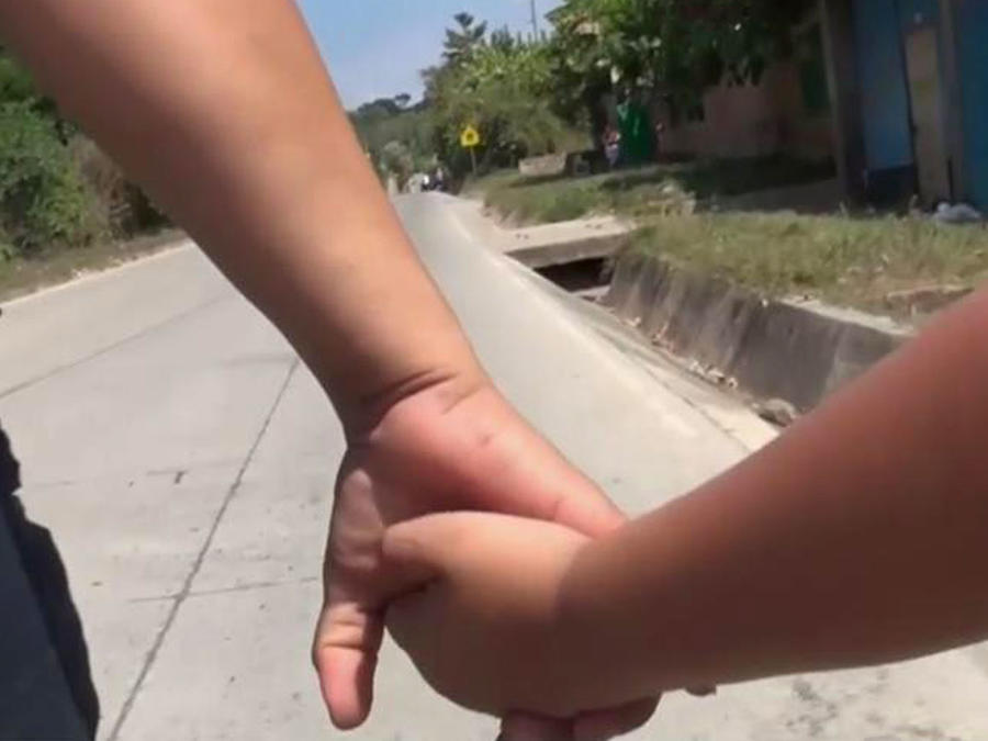 Preocupa el aumento de menores que cruzan la frontera