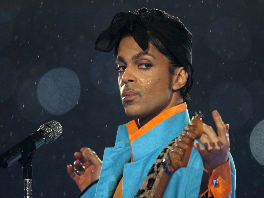 prince sobredosis de opio
