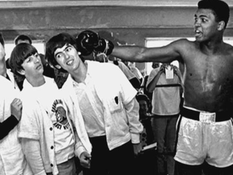 ali y the beatles