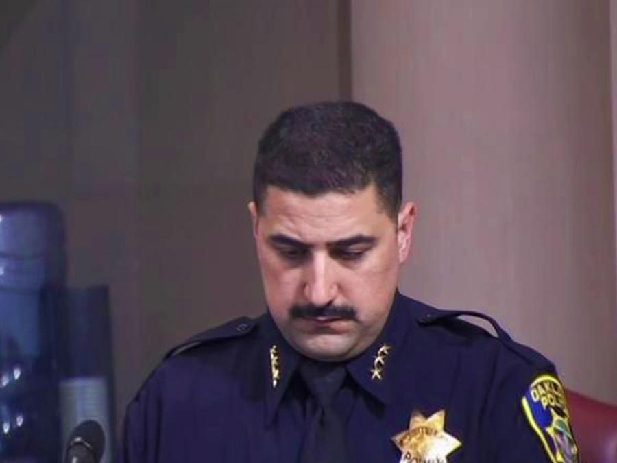 Renuncia otro jefe de policía en California