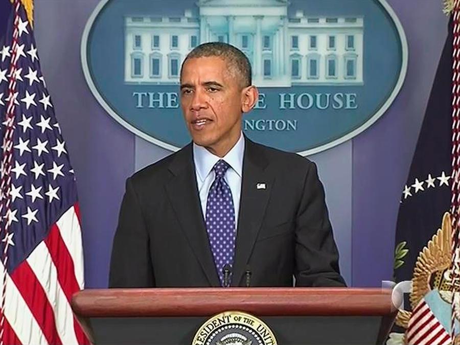 Debemos trabajar juntos para reforma, dice Obama
