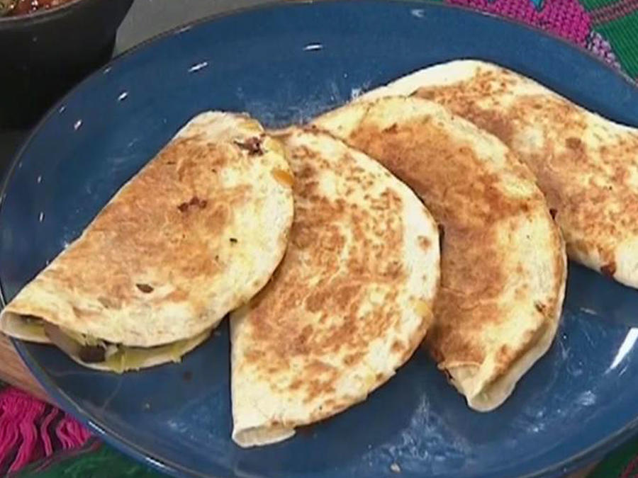 Recetas de cocina: Cómo hacer Tacos Piratas