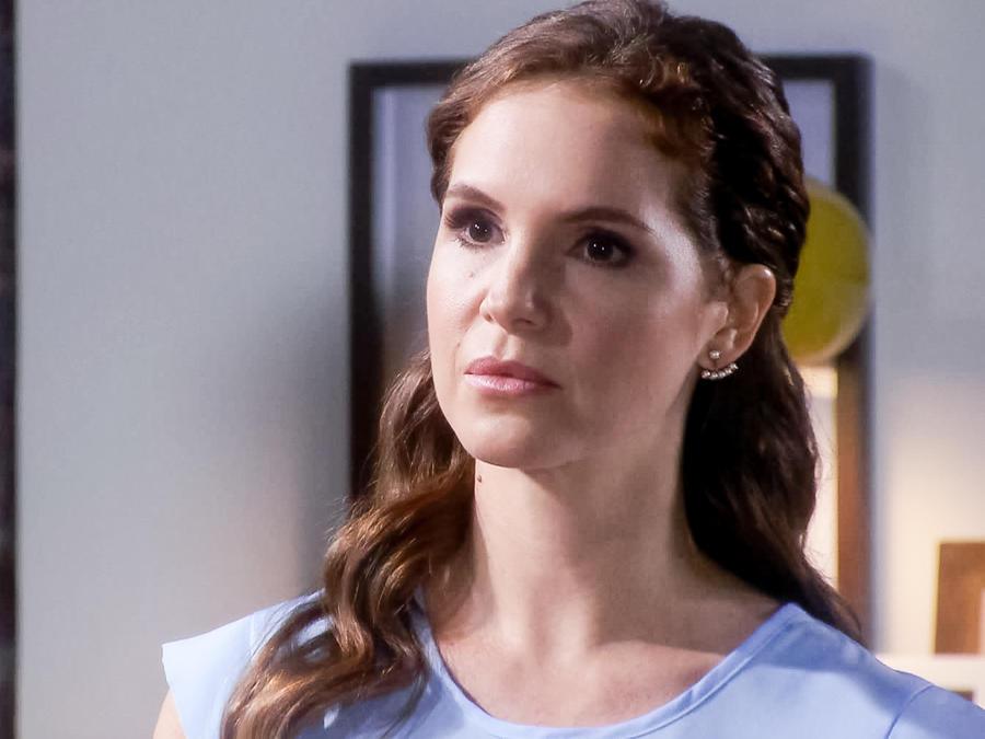 Maritza Bustamante le pide perdón a Edith Gonzáles en Eva la Trailera