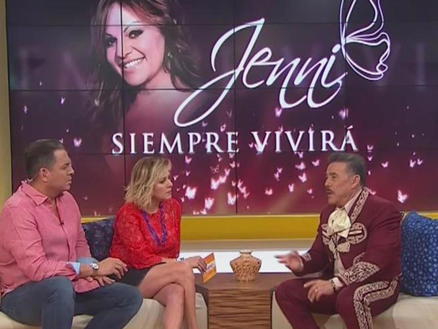 La familia Rivera festejó otro cumpleaños sin Jenni