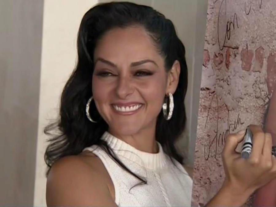 Andrea García, hija de Andrés García, sufre sobredosis