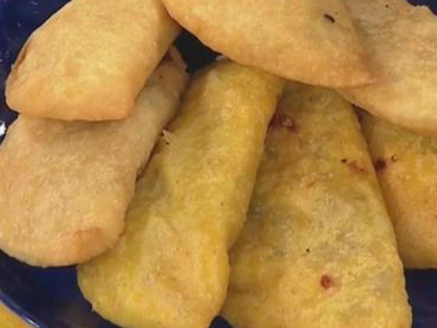 Recetas de cocina: Cómo hacer unas Empanadas Dominó