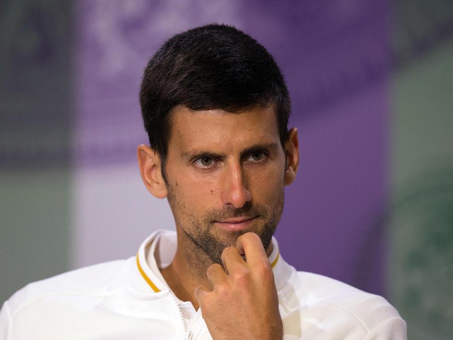 Djokovic no irá a copa davis