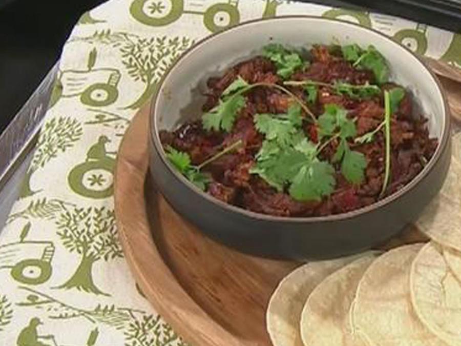 Recetas de cocina: Cómo hacer Chilorio de Puerco