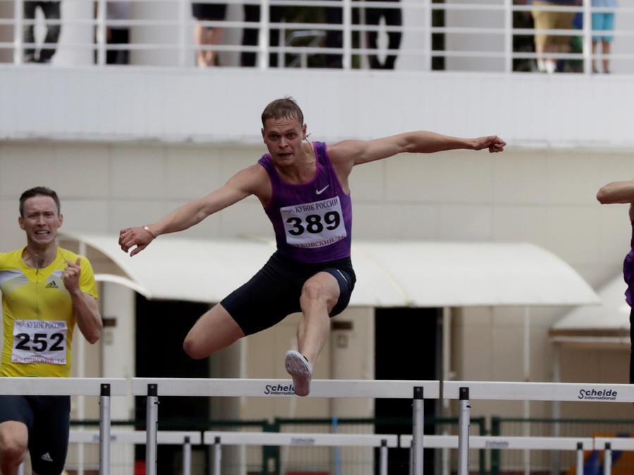 atletas rusos