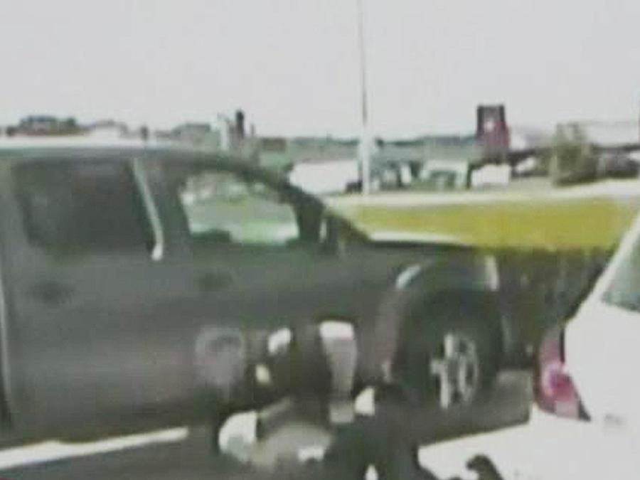 video polemico de arresto