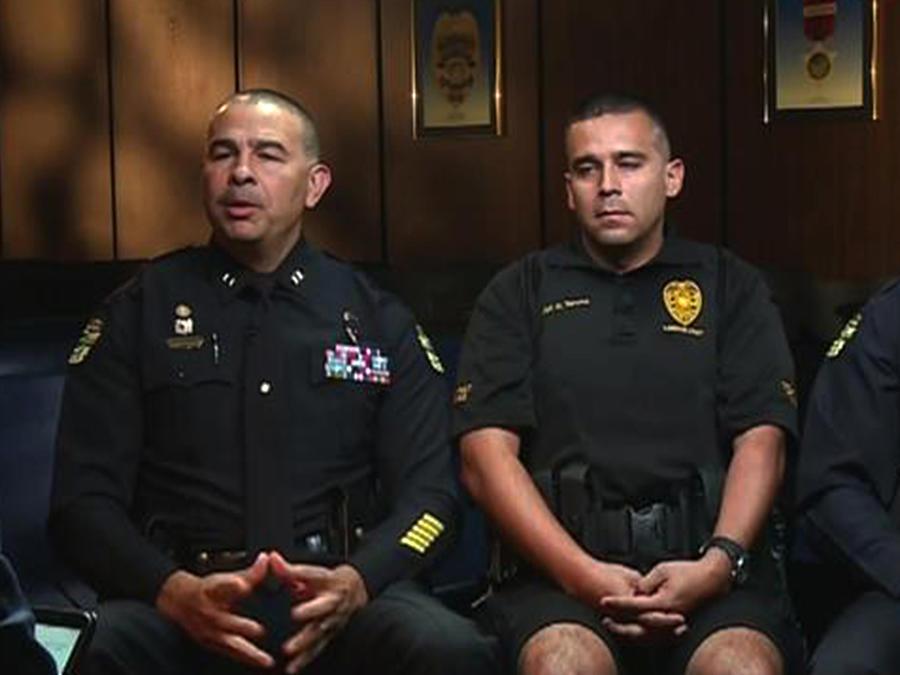Hablan los oficiales testigos de masacre en Orlando