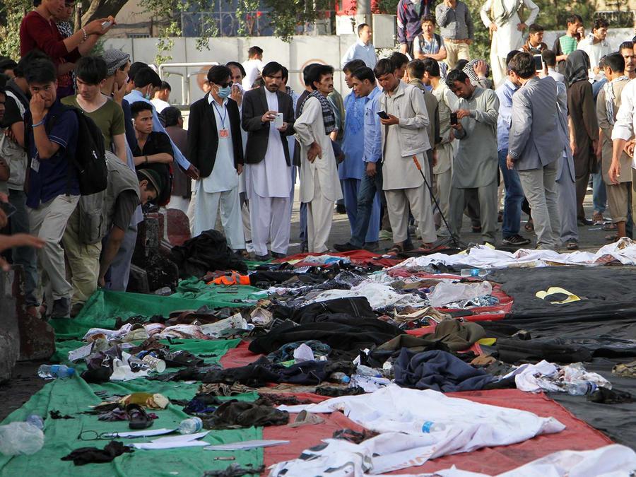 Nuevo atentado sangriento en Afganistán