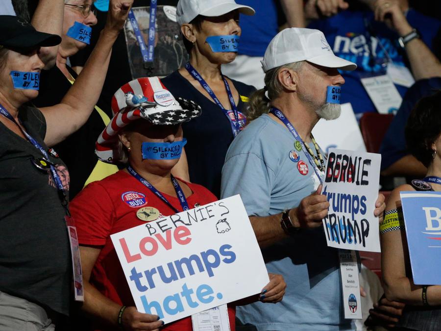convencion democrata