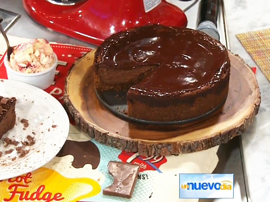 Recetas de cocina: Cómo hacer un Cheesecake de Chocolate