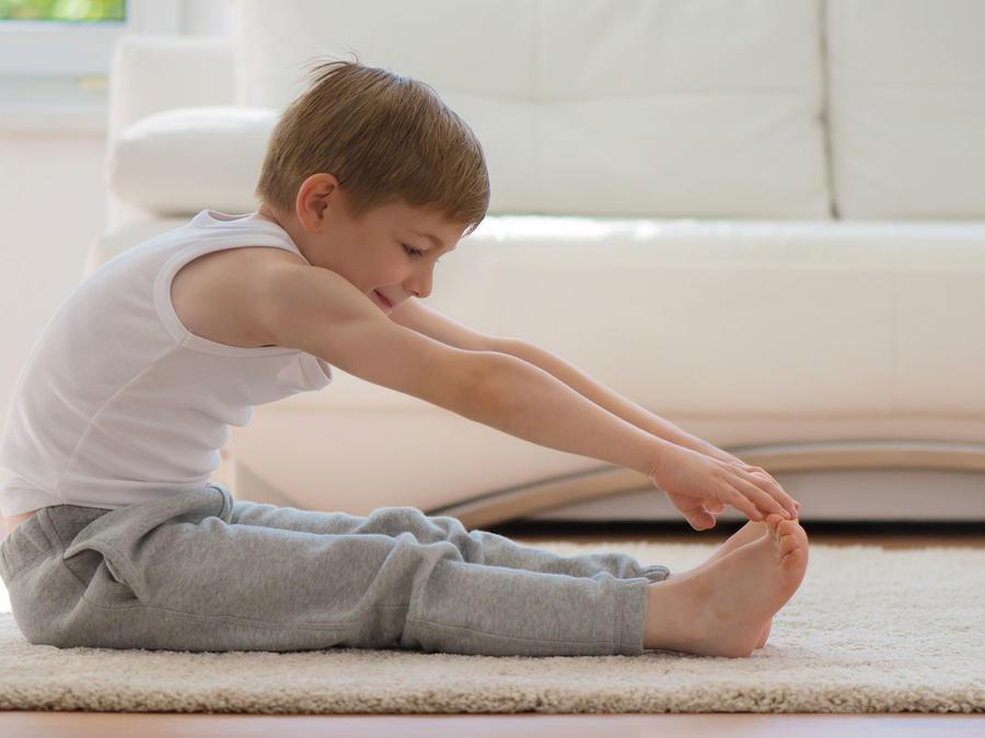 Te mostramos cómo poner a tus hijos a hacer ejercicio
