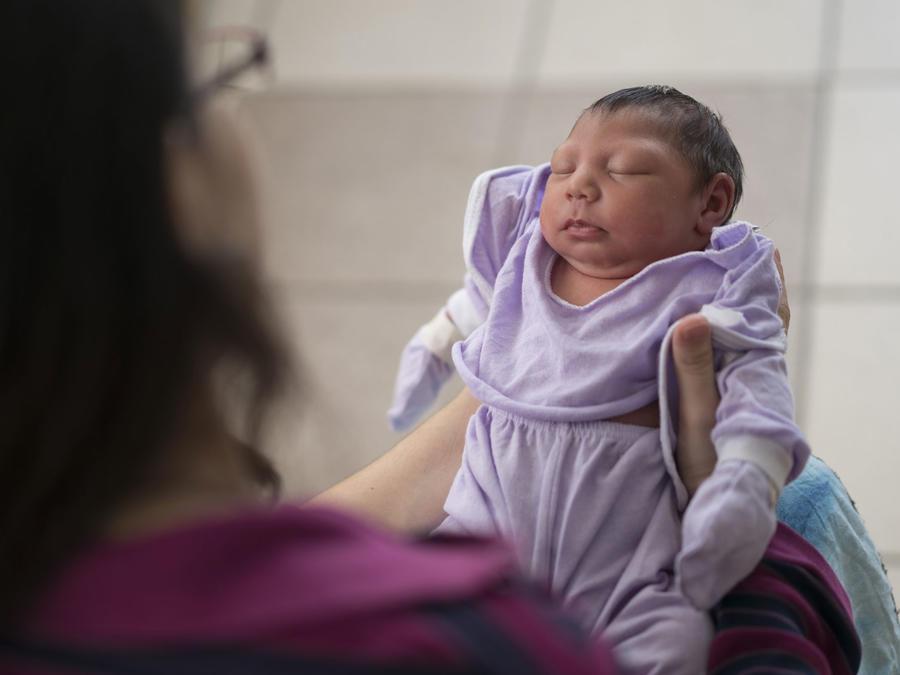 Nacieron 8 bebés con microcefalia en Honduras