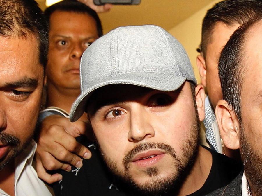 El público le dio la espalda a Gerardo Ortíz en Veracruz