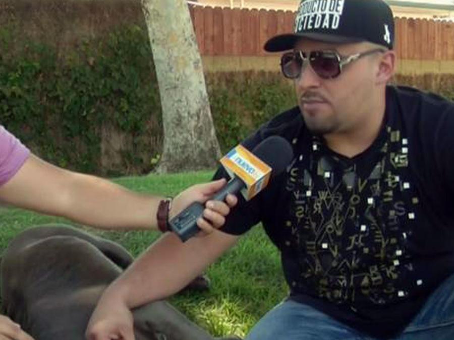 Juan Rivera da explicaciones sobre el video del perro