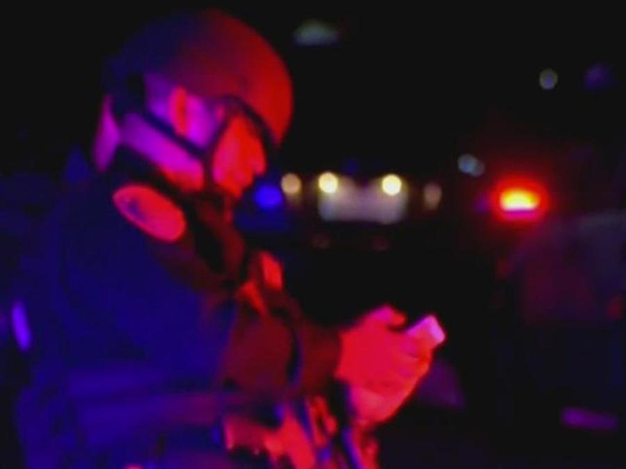 nueva agresion a policia
