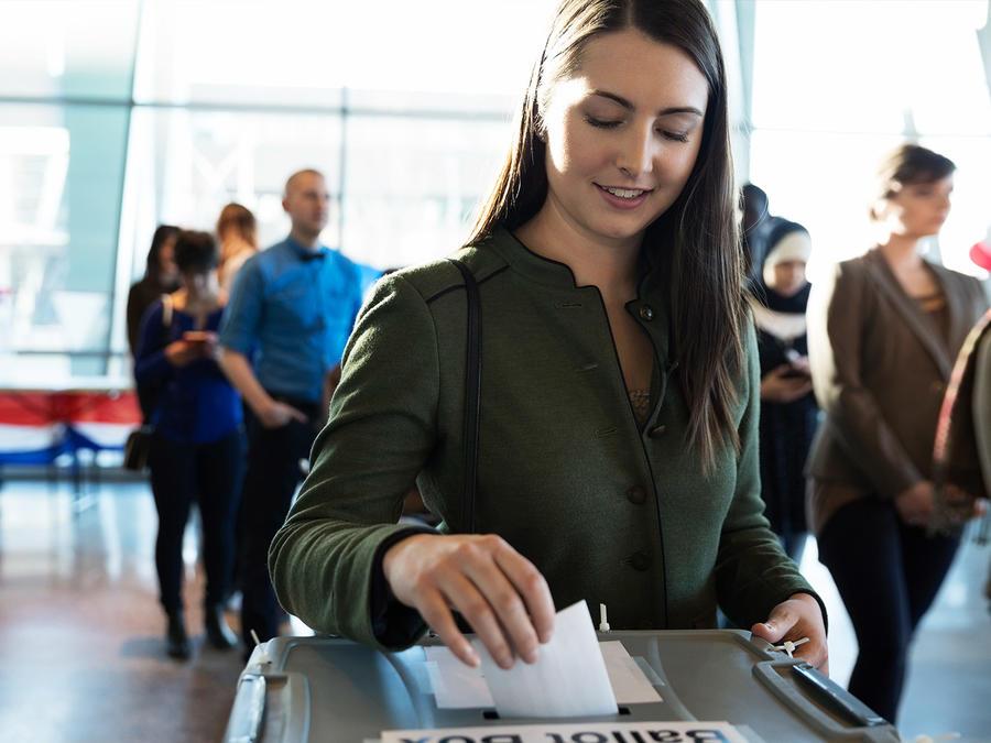 Frenados avances de leyes restrictivas para votantes