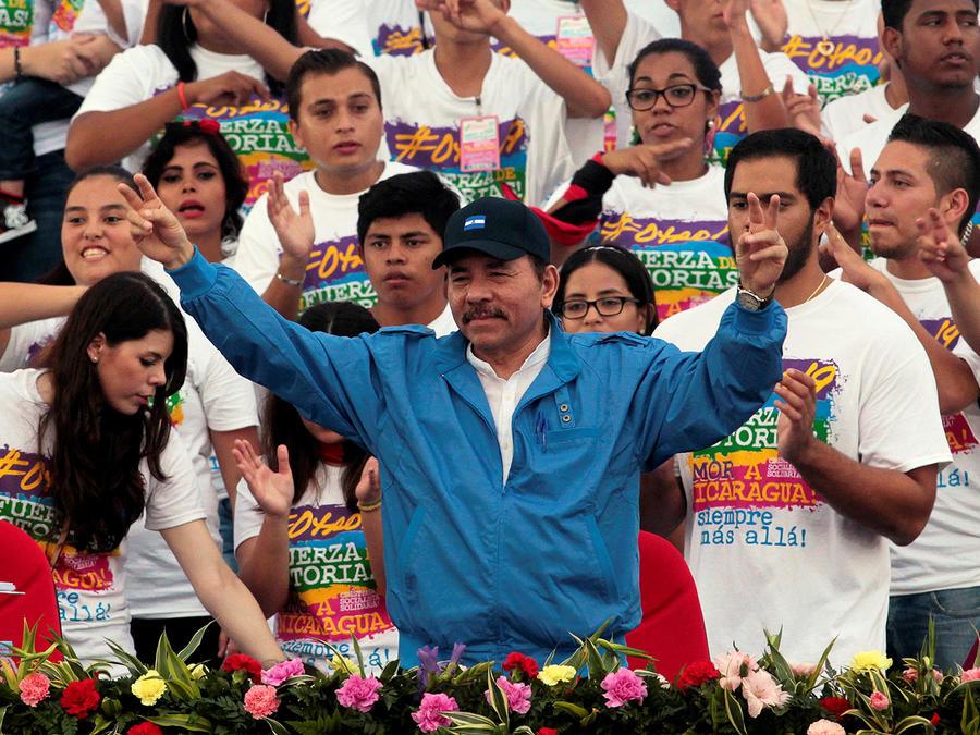 Persiste la crisis política en Nicaragua