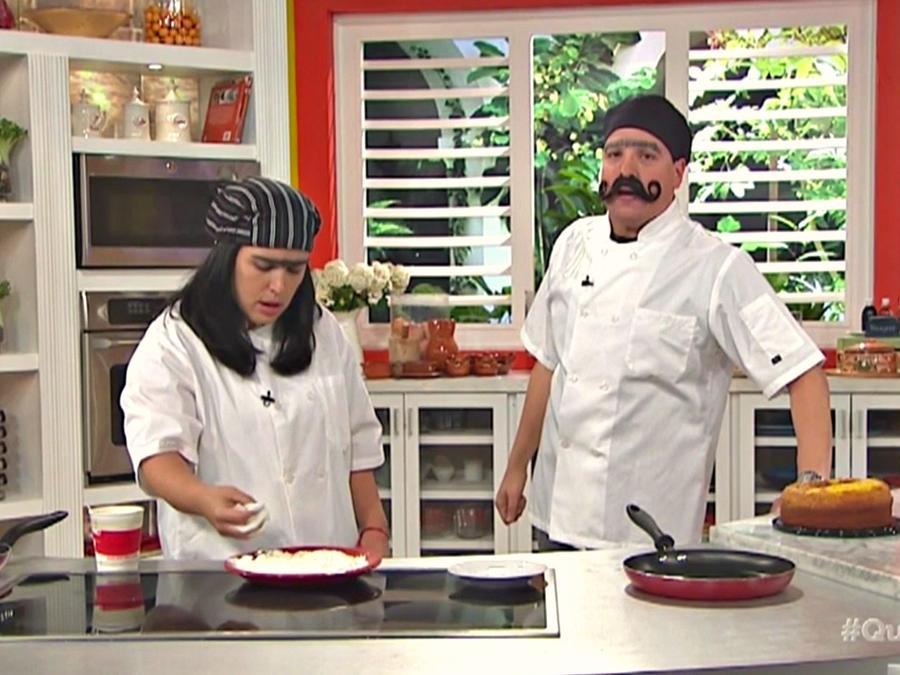 """'Stop Chef' da consejos sobre opciones de pasteles en """"¡Qué Noche!"""""""