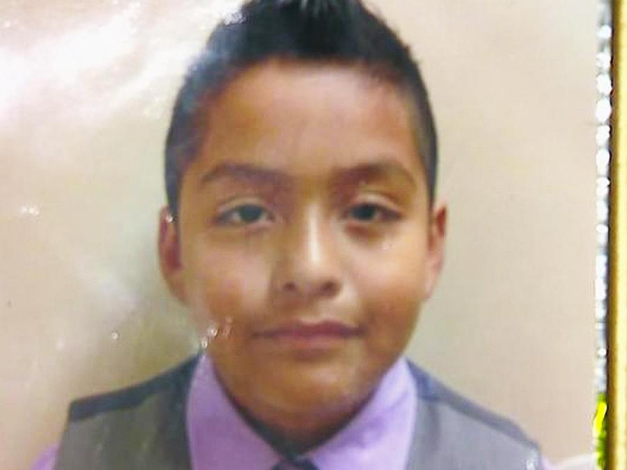 hispano muere baleado por policia