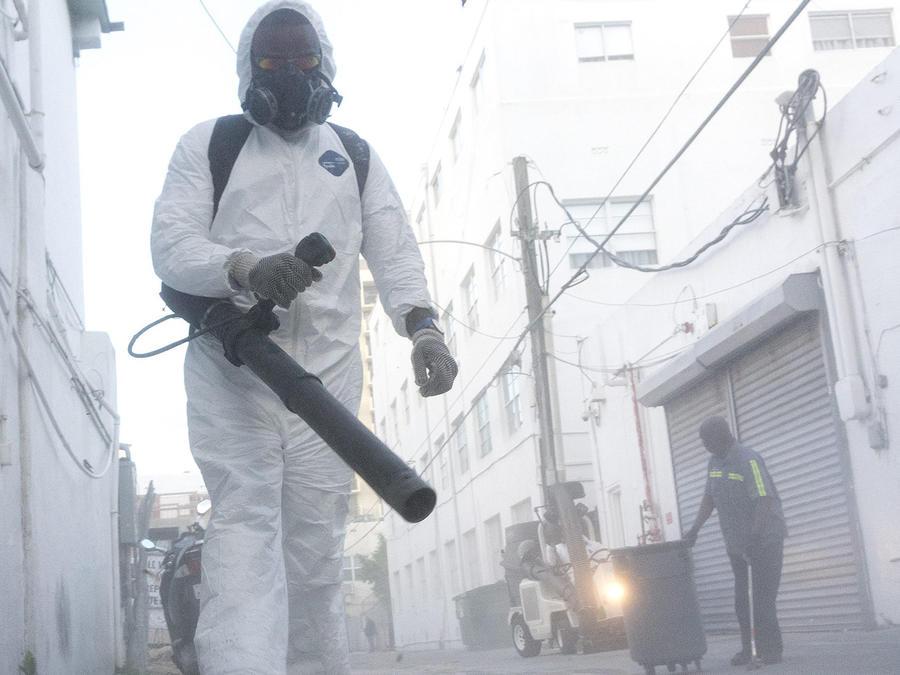 Detectado un foco de zika en la turística Miami Beach