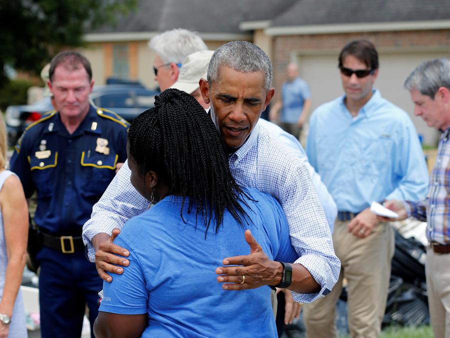 obama visita luisiana